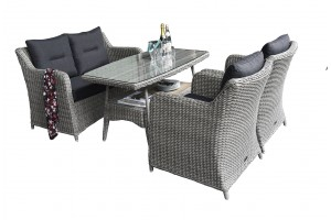 Atwood Minor Sofa Set