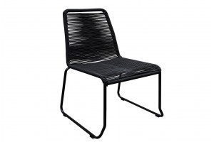Rope Stackable Dining Chair